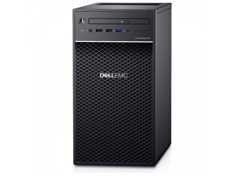 DELL PowerEdge T40 PET40TR1 Xeon E-2224G 8GB 1TB HDD Intel UHD P630